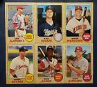 2017 Topps Heritage Minors MiLB Baseball You Pick From ListBaseball Cards - 213