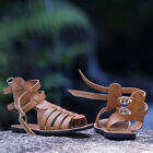 Gladiator Leather Handmade Sandals <br/> Stylish flat sandals made from genuine African leather