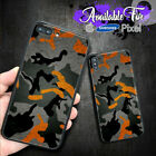 camo Phone Case For iPhone & Samsung Galaxy s10 Pixel Cases