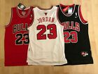Michael Jordan#23 Chicago Bulls Swingman Stiched Jersey NWT