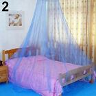 Breathable Lace Insect Bed Canopy Netting Curtain Round Dome Mosquito Net US image