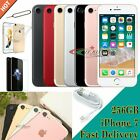 New Unlocked Sim Free Smartphone Apple Iphone 7 256gb 128gb 32gb Various Colours