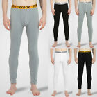 Used, Men's Winter Thermal Underwear Warm Long Johns Leggings Pants Bottoms Trousers for sale  Shipping to Canada