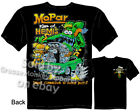 Mopar King Hemi Rat Fink T shirt Ed Roth Dodge Muscle Car Clothes M L XL 2XL 3XL $26.17 USD on eBay