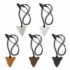 Autism ADHD Sensory teething Silicone Shark Tooth Chew Necklace Pendant BPA Free
