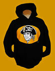 PITTSBURGH PIRATES Black Pullover Hooded Sweatshirt Adult Hoodie Pirate Face 70s on Ebay