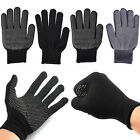 2pcs Heat Proof Resistant Protective Gloves for Hair Styling Tool Straightene zi