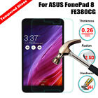 New Tempered Glass Film Screen Protector For ASUS ZenPad 10 S /Fonepad7 7.0-8.0""