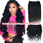 straight body wave weft bundle hair 100 virgin thick human hair extensions