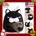 Cute Cat Bed Cave Kennel Warm Winter Igloo House For Kitten Small/Medium/Large