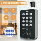 Security RFID Electric Door Lock Access Control Reader Keypad +10 ID Card Kit for sale  Shipping to Nigeria