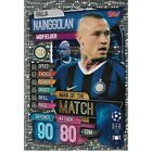 MATCH ATTAX 2019/20 19/20 100 CLUB LIMITED EDITIONS HAT TRICK HERO, 2+1 FREE! Football Cards - 183444