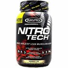 MuscleTech Nitro Tech Performance Series Protein 2 lb (25 Servings) PICK FLAVOR