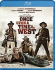 ONCE UPON A TIME IN THE WEST New Sealed Blu-ray Henry Fonda Sergio Leone