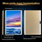 10.1'' 64GB Android 8.1 Tablet PC Octa Core 10 Inch HD WIFI 2 SIM 4G Phablet ZY