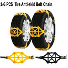 Winter Truck Car Easy Installation Snow Chain Tire Anti-skid Belt Safe And Secur