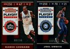 2019-20 PANINI CONTENDERS PLAYOFF TICKET #/199 PARALLEL SINGLES YOU PICK FOR SET on eBay