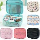 Women Make Up Bags Vanity Case Toiletry Cosmetic Nail Tech Storage Beauty Box for sale  Shipping to Ireland