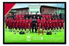 """FRAMED Liverpool Team Photo 2019 - 2020 Season Poster Official Licensed 26x38"""""""