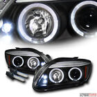 For 04-10 Scion Tc 8K HID Xenon Blk LED Halo Projector Headlights Parking Signal $205.03 CAD on eBay