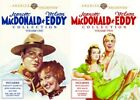JEANETTE MACDONALD & NELSON EDDY COLLECTION VOL 1 + 2 New DVD All 8 Films