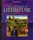 The Language of Literature : Pupil's Edition by McDougal Littel