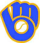 MILWAUKEE BREWERS Vinyl Decal / Sticker ** 5 Sizes **