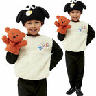 Toddlers Shaun the Sheep Timmy Costume Girls Boys Kids World Book Day Fancy Dres