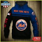 Freeship 3D Hoodie MLB NEW YORK METS TEAM PULLOVER HOODIES 3D USA on Ebay