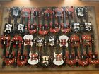 HUGE LISTING OF 31! GUITAR HERO PS2 RED OCTANE WIRED GUITARS