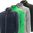 PUMA Golf Men's Member Full-Zip Fleece Jacket,  New