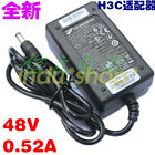 1pcs for new H3C Ruijie wireless APPOE power adapter FSP025-1AD207A48V0.52A