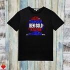 Kylo Ren Ben Solo Word Art Star Wars Inspired Han Solo Parody T-shirt Tee $25.6 USD on eBay