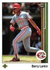 Barry Larkin Cards (1989-2019) Reds - You Choose