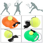 Tennis Training Tool WITH Exercise Ball Sport Self-study Rebound Ball Trainer US
