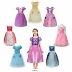 Kyпить Girls Fancy Princess Costume Belle Cinderella Birthday Halloween Party Dress Up на еВаy.соm