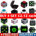 Fidget Cube Spinner Toy Children Desk Adults Stress Pressure Relief Cubes CFUK