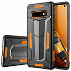 For Samsung Galaxy S10 / S10+ Plus Phone Case Tough Shockproof Armor Defender