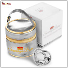 Baby pacifier with carrying luxury case