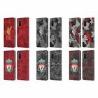 LIVERPOOL FC LFC DIGITAL CAMOUFLAGE PU LEATHER BOOK CASE FOR SAMSUNG PHONES 1