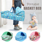 Portable Newborn Baby Infant Moses Basket Bed Cradle Bassinet Travel  @ for sale  Shipping to South Africa