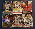 2019 Topps Update and Chrome Update Inserts You Pick Trout Judge Ruth Griffey