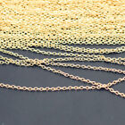 12x 50CM Silver Plated Link Necklace Chains With Lobster Clasps Jewellery Bulk B