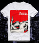 Rare Queens Of The Stone Age Millionaire Men Black T-Shirt Size S to 4XL KL354 image