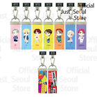 Official BTS Character Finger Strap+Freebie+Tracking Number Authentic MD KPOP