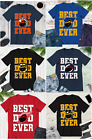 Hockey Dad Best Dad Ever Fans Team Hockey Father's Day Men Gift Tee $16.95 USD on eBay