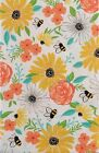 Floral Patterned Flannel backed Vinyl Tablecloths. Round, Oblong, Square