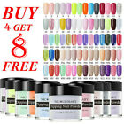 NICOLE DIARY 10ml Glitter Dipping Powder Natural Dry Matte Nail Art Starter Kit
