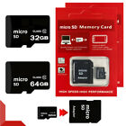 Micro SD 32GB 64GB Memory Card SDHCI UHSI TF 100MBs Class 10 Mobile Dashcam