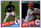 2020 TOPPS SERIES 2 SILVER PACK 1985 CHROME BASE W/ ROOKIE RC SINGLES - YOU PICKBaseball Cards - 213